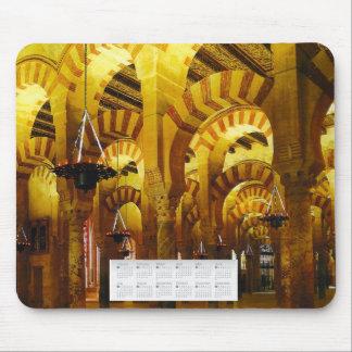 Calendario 2013 de Mouspad Tapetes De Raton