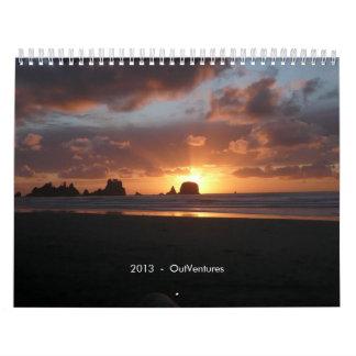 Calendario 2013 de OutVentures