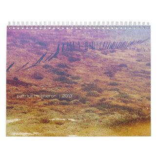 Calendario 2013 de Patrick McPheron