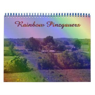 Calendario 2013 de Pinzgauer de Rogelio y de