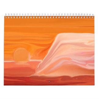 Calendario 2013 de Scapes