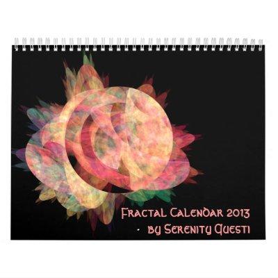 Calendario 2013 del fractal
