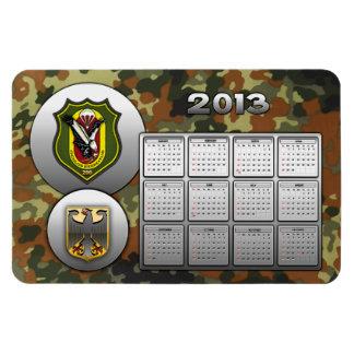 Calendario 2013 del imán FSLK200