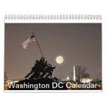 Calendario 2013 del Washington DC