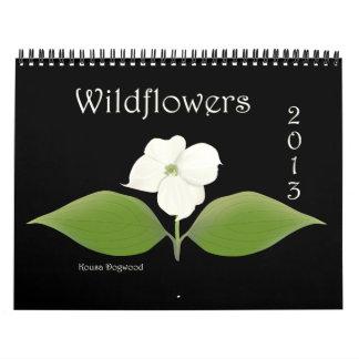 Calendario 2013 del Wildflower