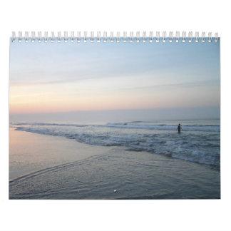 Calendario 2013: Salida del sol de OBX Carolina