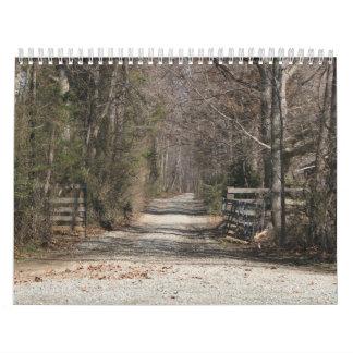 Calendario 2013: Trayectoria secreta del país