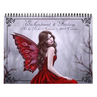 Calendario 2014 - arte del encantamiento y de la f