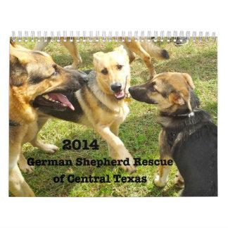 Calendario 2014 de GSDrescueCTX