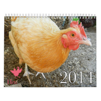 Calendario 2014 de HenCam