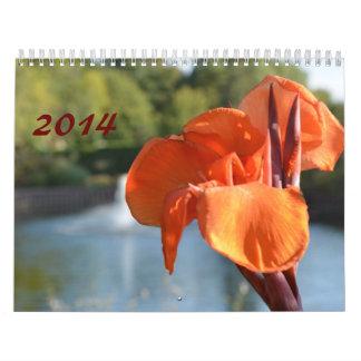 Calendario 2014 de la foto
