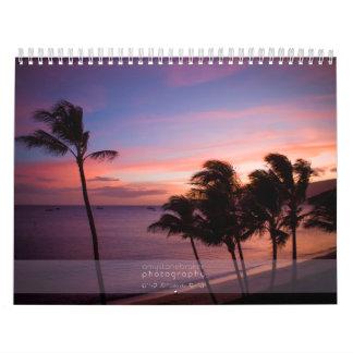 Calendario 2014 de la fotografía de Stonebraker de