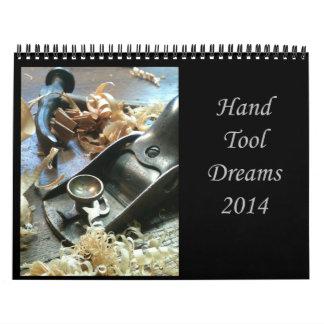 Calendario 2014 de la herramienta de mano de Lumbe