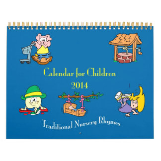 Calendario 2014 de la poesía infantil