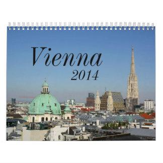 Calendario 2014 de Viena