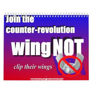 Calendario 2014 de WingNOT