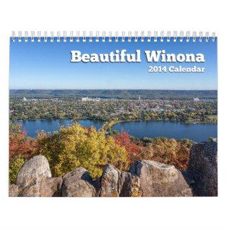 Calendario 2014 de Winona
