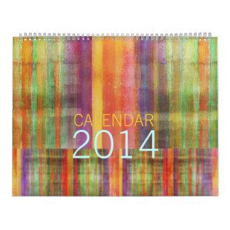 Calendario 2014 del arte