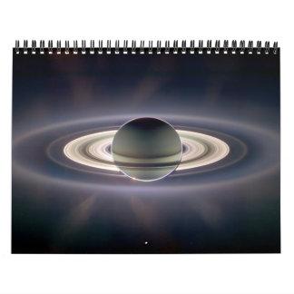 Calendario 2014 del espacio