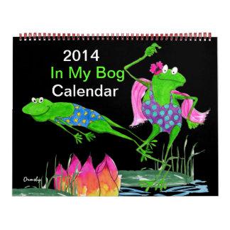 Calendario 2014 del Froggy