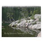 Calendario 2014 del Parque Nacional de las Montaña