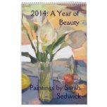 Calendario 2014: Un año de belleza