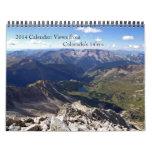 Calendario 2014: Visiónes desde Colorado 14' ers