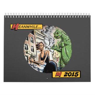 Calendario 2015 de Bloggess