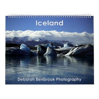 Calendario 2015 de Islandia