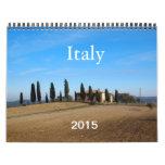 Calendario 2015 de Italia