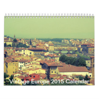 Calendario 2015 de la arquitectura del paisaje de