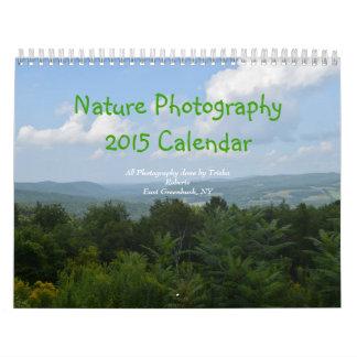 Calendario 2015 de la fotografía de la naturaleza