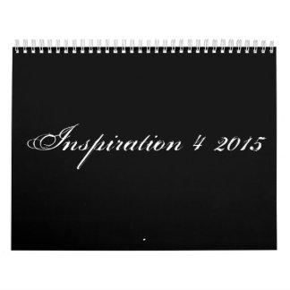 Calendario 2015 de la inspiración 4