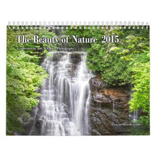 Calendario 2015 de la naturaleza