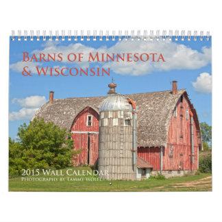 Calendario 2015 del granero