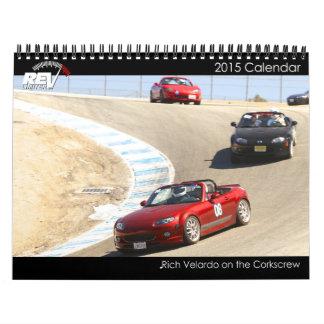 calendario 2015 del revlimiter