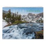 Calendario 2016 de Colorado