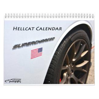 Calendario 2016 de la bruja