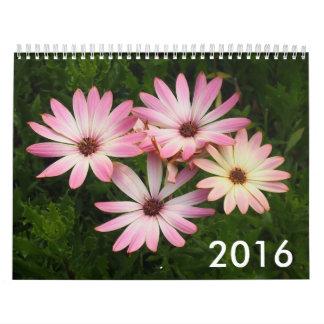 Calendario 2016 de la foto