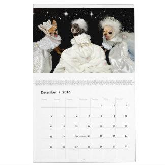 Calendario 2016 de la ji Yum Yum