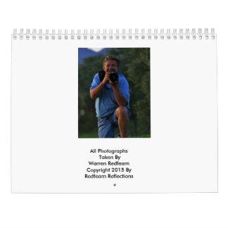 Calendario 2016 de la naturaleza
