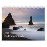 Calendario 2016 del World Travel