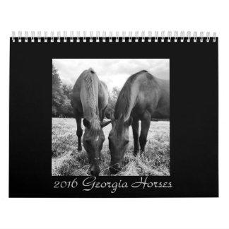 Calendario 2016 - en ser caballos