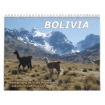 Calendario 2017 de Bolivia - calendario de la