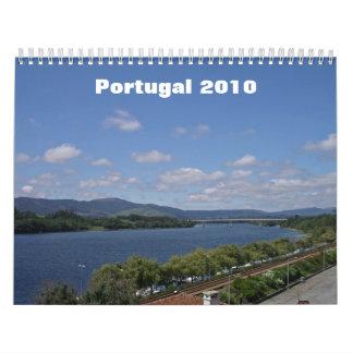 Calendario 2 de Portugal 2010