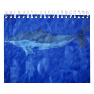 calendario 4 de Hawaii 2010