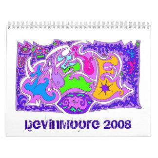 Calendario al azar de las imágenes 2008