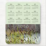 Calendario ambarino Mousepad Alfombrilla De Ratones