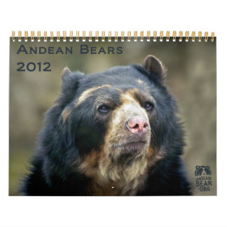 Calendario andino 1/2012 - 3/2013 del mes -15 de