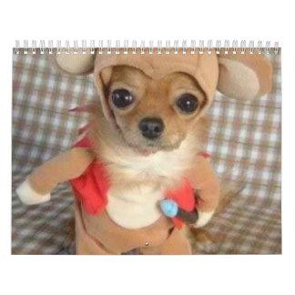 Calendario animal